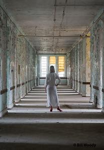 Attitude in Asylum Hallway Aug 2008