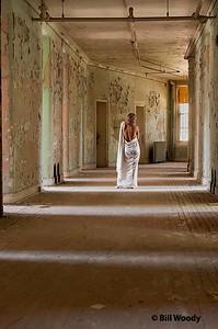 Hallway Wrap #2 July 09