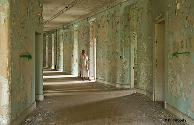 Asylum Hallway #2 Aug 2008