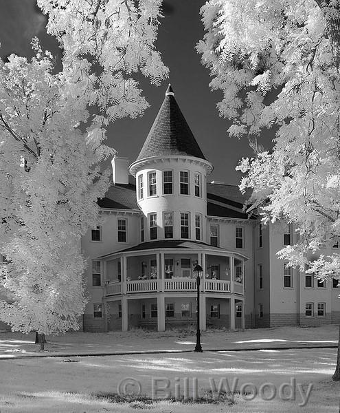 Bldg 21 - N Michigan Asylum<br /> Aug 2008