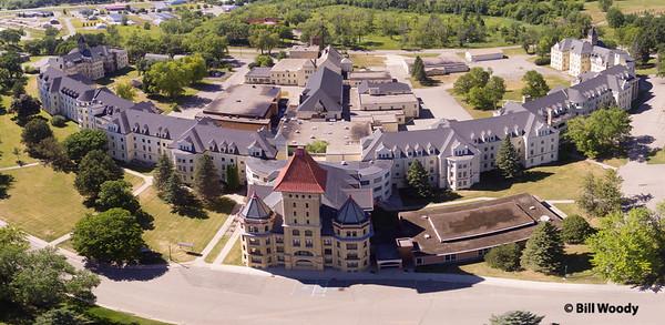 Fergus Falls State Hospital, MN