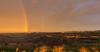 Lightning in the South Dakota Badlands