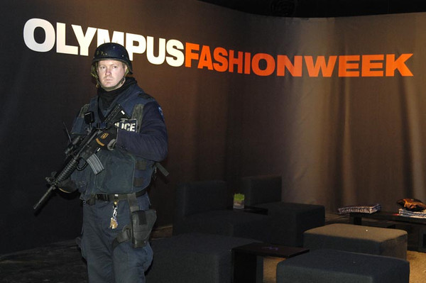 Olympus Fashion Week in New York City