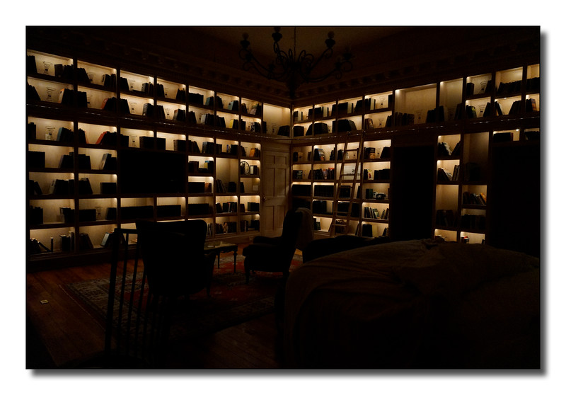 """""""The Library Suite At Night"""""""