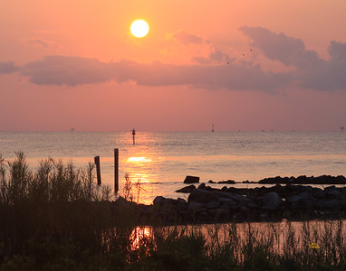 Sunrise Dauphin Island 2012 ( West End)