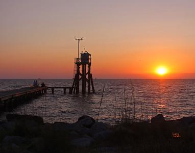 Sunrise Dauphin Island, AL 2012