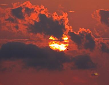 Dauphin Island Sunrise 2012