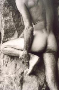 Male Nude Study 2