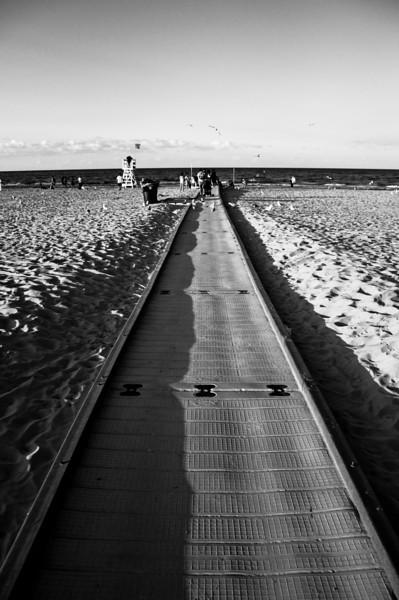 Walkway, Foster Beach
