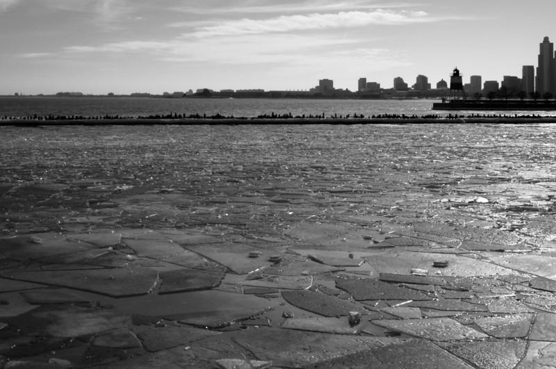 Melting Ice, Navy Pier