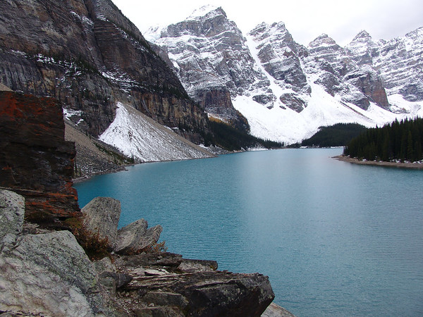 Ten Peaks Lake, Canada
