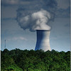 Sept 27<br /> A beautiful day at Jordan Lake<br /> <br /> Shearon Harris Nuclear Power Plant