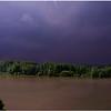 July 10<br /> Jordan lake at 12:00am... illuminated by lightning