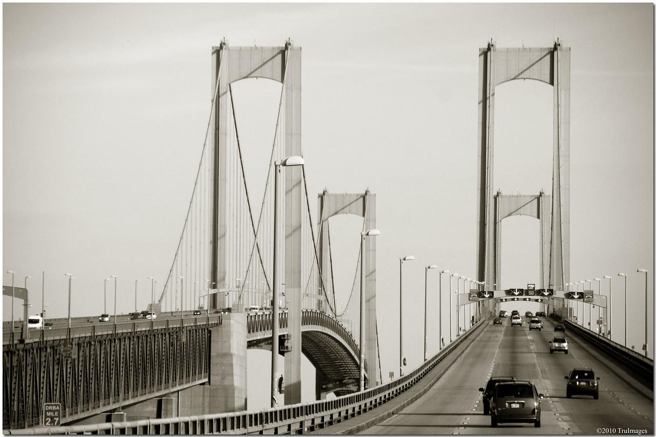 October 24<br /> Delaware Memorial Bridge