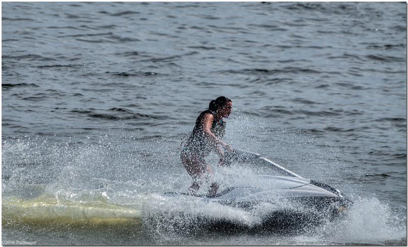 July 18<br /> Jet ski action