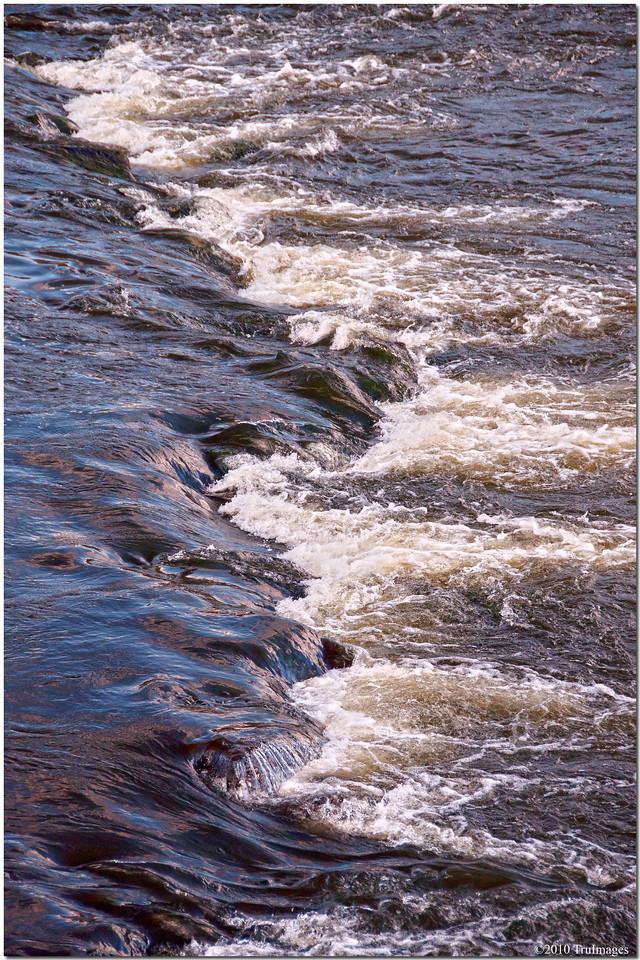 September 12<br /> Rushing  rapids