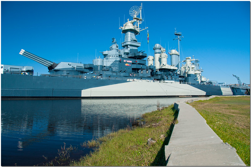 Nov 28<br /> The USS North Carolina Battleship<br /> Wilmington NC