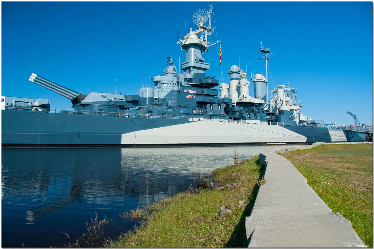 Nov 28<br /> The USS North Carolina Battleship<br /> Wilmington NC