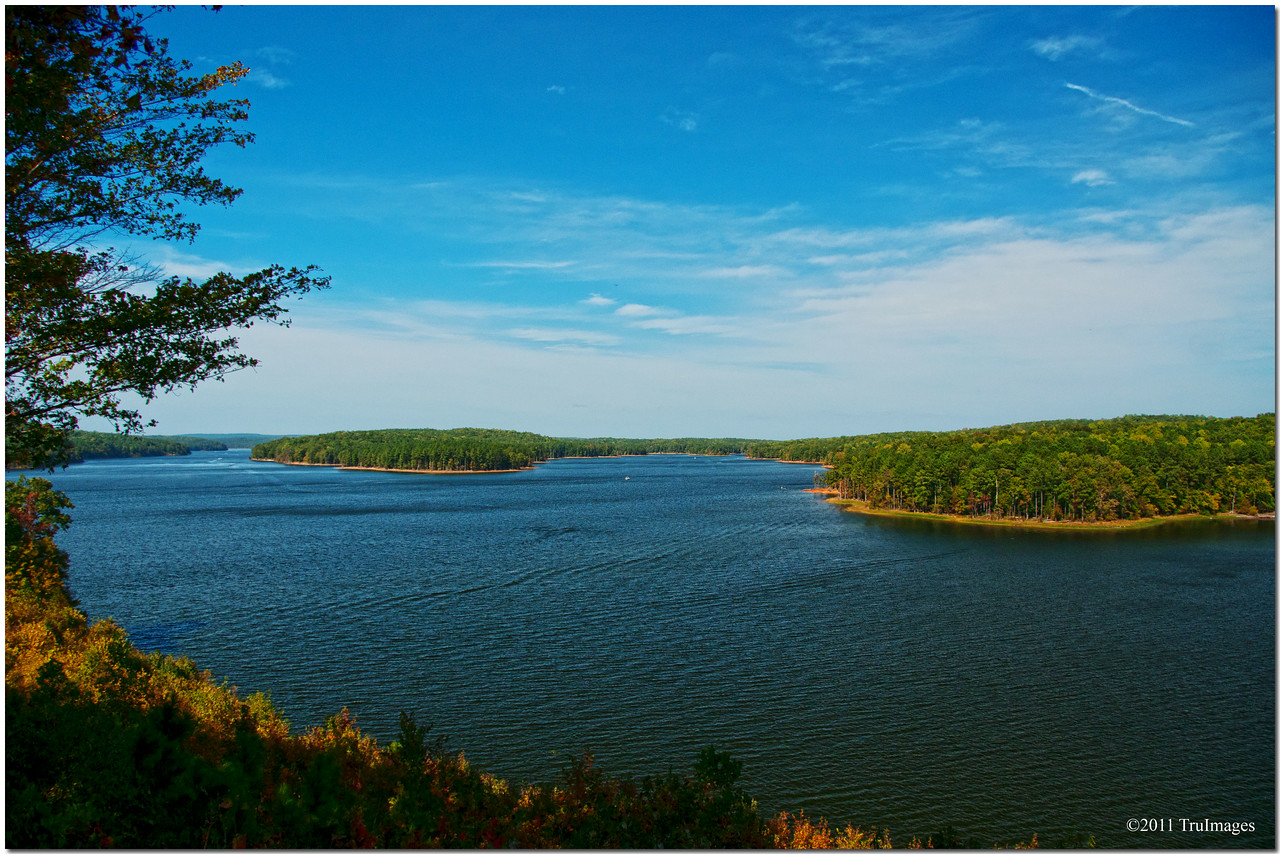 Oct 9<br /> Beautiful Jordan Lake