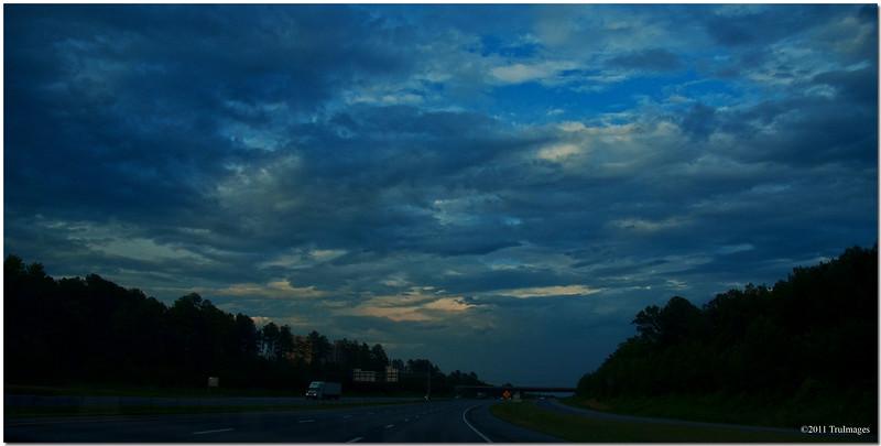 Jun 18<br /> Painted skies
