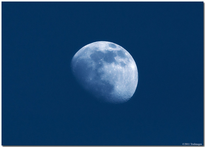 Jan 15<br /> Daytime Moon, which occurs as often as the nightime moon