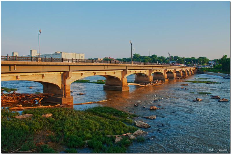 May 30<br /> Dan River Bridge<br /> Danville Va