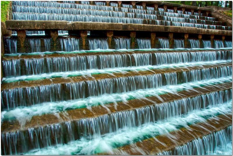 Jul 31<br /> Cascading waters