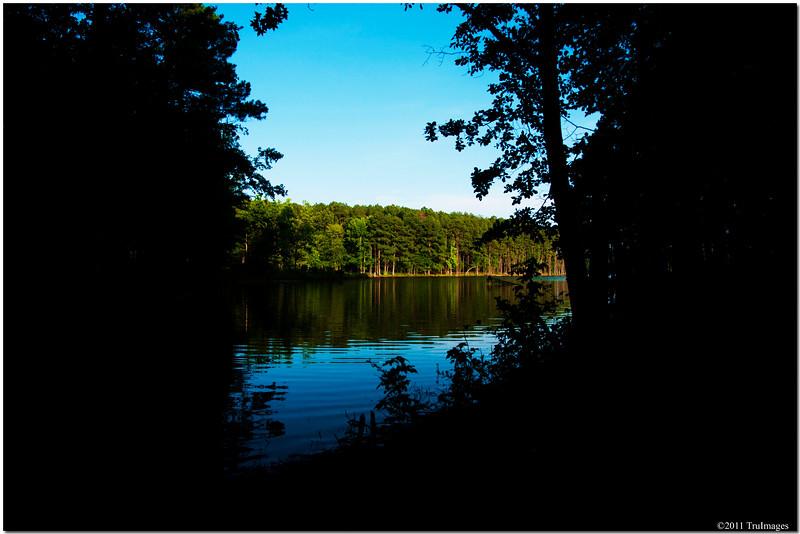 Jun 17<br /> Jordan Lake lagoon