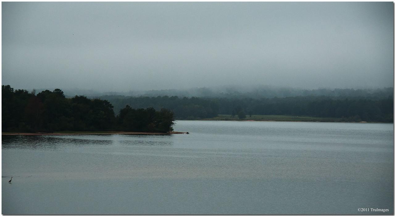 Sept 24<br /> Foggy morning