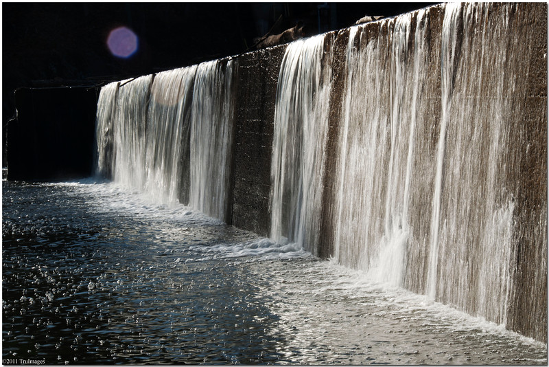 Jan 23<br /> Wall of water