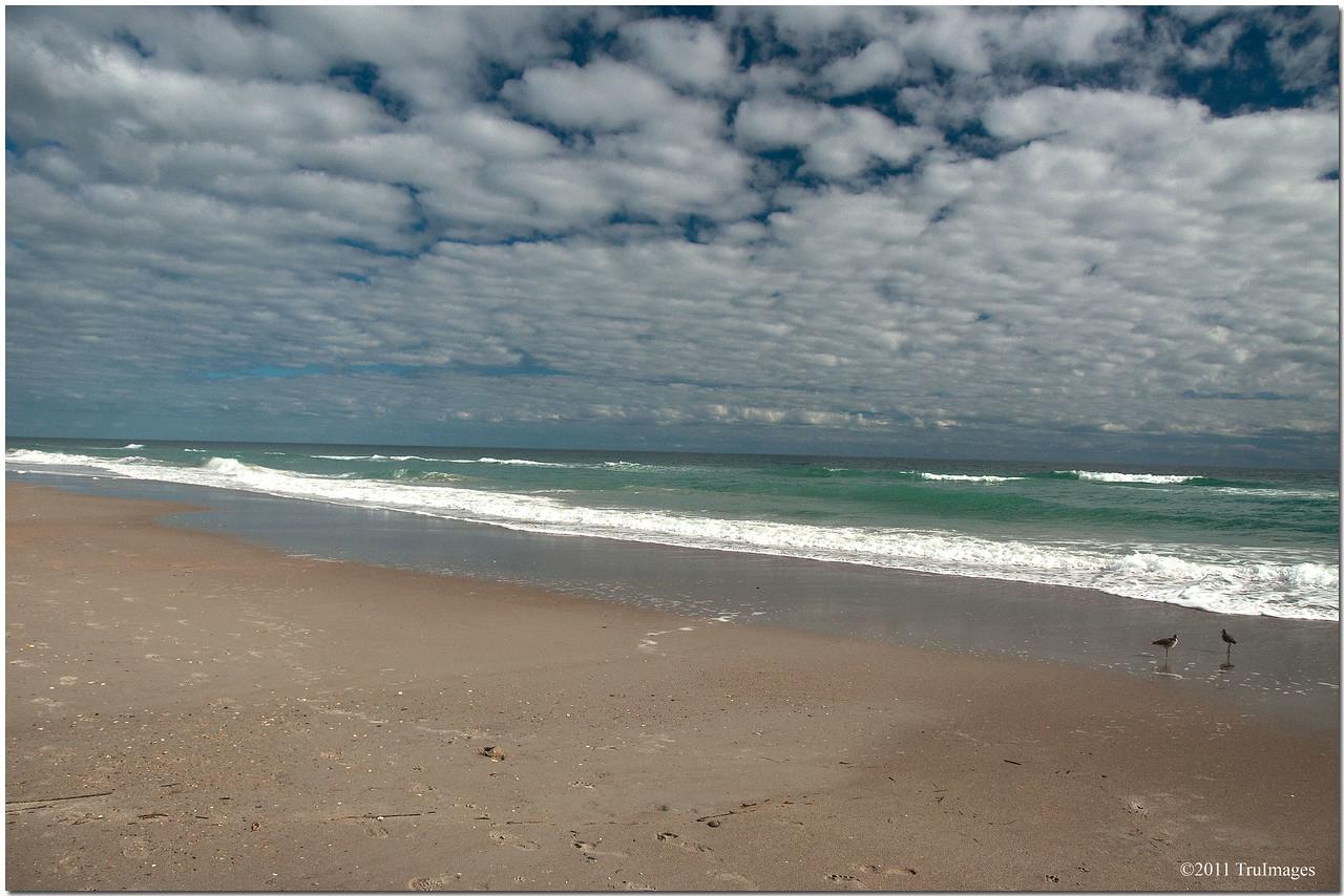Nov 27<br /> A couple on the beach
