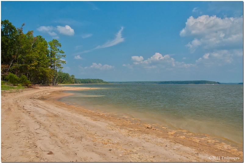 Sept 4<br /> Jordan Lake, dehydrated