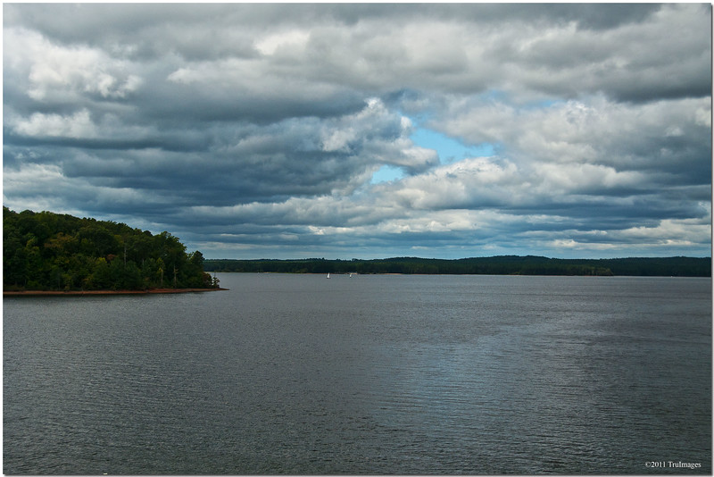 Sept 18<br /> Sailboats and clouds