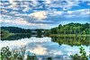 Oct 25<br /> Peaceful lake<br /> <br /> Another view of the small lake we discovered a few weeks ago. It should be beautiful when leaves change for fall! Best viewed in size X2!<br /> <br /> Thanks for the comments on the Portrait of an Urban Hawk photo yesterday!