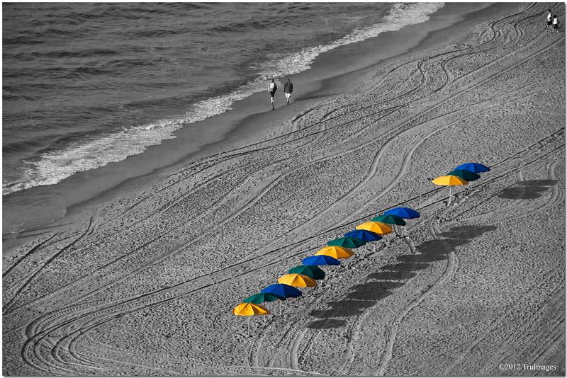 Aug 20 <br /> the beach awaits<br /> <br /> Fun with CS5!