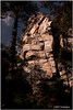 May 20<br /> The rocky cliffs of the big pinnacle at Pilot Mountain