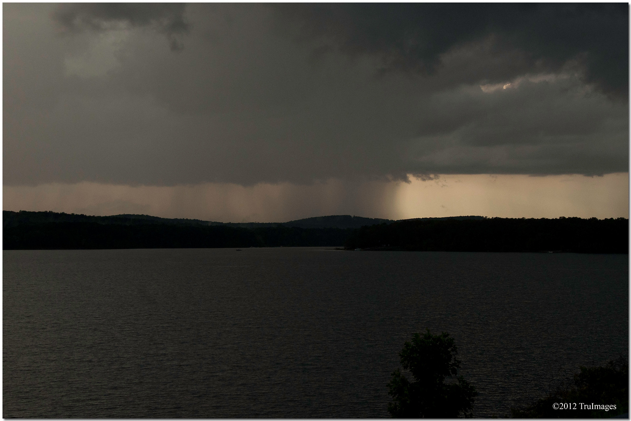 May 27<br /> A summer storm @ Jordan Lake