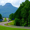 Jul 26<br /> Pilot Mountain<br /> <br /> Heading towards the big pinnacle at Pilot Mountain state park, part of the Lonely mountains range in western NC.<br /> <br /> Thanks for viewing and commenting!<br /> Its Friday! Yaye!