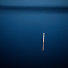 Dec 11<br /> Solitude<br /> <br /> A buoy and its reflection