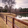 Jan 16<br /> The fence<br /> <br /> A nice little country scene.. . <br /> <br /> Thanks for enjoying my sunset from yesterday!