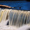 Feb 21<br /> The falls<br /> <br /> This is the Dan river in Danville, VA. It was bitterly cold and windy! There was actually ice on some of the fallen trees that had tumbled over the water fall. I always love watching and listening to the power of the water here! Best viewed in X2.<br /> <br /> Thanks for commenting and viewing! Really busy at work so hope to catch up with all of you soon!