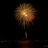 Jul 8<br /> Fireworks!<br /> <br /> Fireworks display over Kerr Lake in NC at the Independence Day festival this weekend. The lights below the fireworks are floating boats that gathered to watch the display.