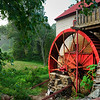 Apr 10 The old mill  We discovered this old mill one day after a rain shower, which seem to saturate the colors..From the archives.. Still sick with a cold but slowly making my way back to the land of the living! We have had beautiful warm weather here and I have been unable to enjoy any of it!