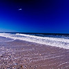 The coast and the cloud<br /> Mar 8<br /> <br /> Happy Friday!!  <br /> A view of the South Carolina coast with a single cloud! I wish I was there today!<br /> <br /> Thanks for your wonderful comments on the moon shot yesterday!