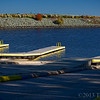 Nov 22<br /> Early risers<br /> <br /> Boat ramps in the morning sun patiently await the days activities.