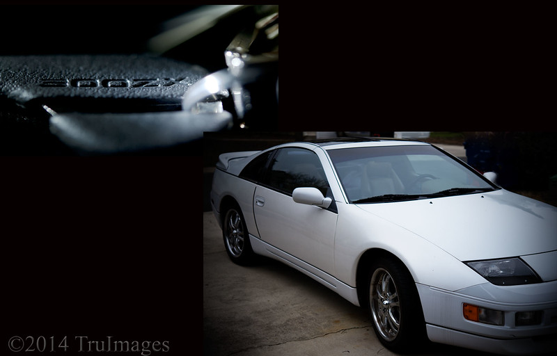 Jan 5<br /> Z= Z Car<br /> <br /> This is my car, a 300ZX. The year is a 1996, the very last year this model was made.  In 2003, the redesigned 350z was introduced by Nissan, making this body style somewhat of a classic now. I purchased the car online in 2000 from ABC Nissan in AZ and had it shipped across country to NC. Never even test drove it!<br /> <br /> It's been fun participating in the alphabet challenge! Sad to see it end!!