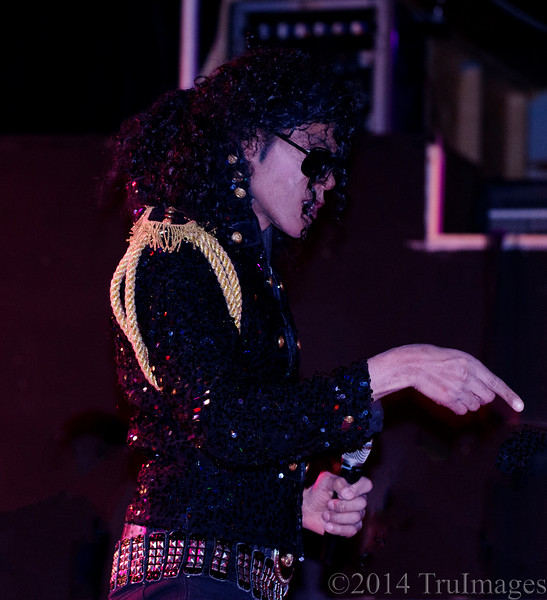 "Mar 8<br /> Who's Bad<br /> <br /> Who's Bad, the Micheal Jackson tribute band with the 2nd MJ impersonater performing Michael Jackson's ""Bad"""