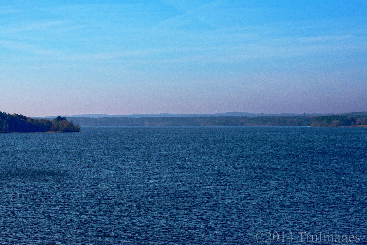 Jan 14<br /> Wild blue yonder<br /> <br /> One of my many shots of Jordan Lake. Its so photogenic, even in winter! I just cant stay away!<br /> <br /> Busy work day yesterday, software issues so wasn't able to comment on everyone's work. Will try to catch up today!