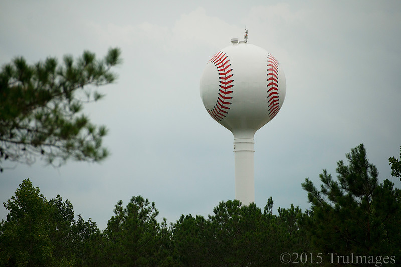 Baseball Tower