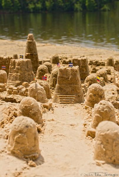 Sand Village Entrance